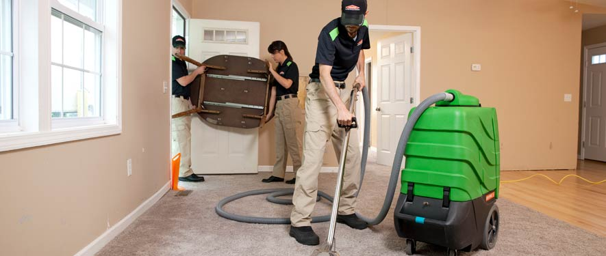 Arlington Heights, IL residential restoration cleaning